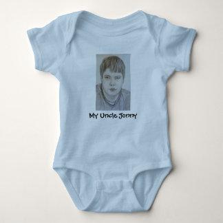 My Uncle Jonny Baby Bodysuit