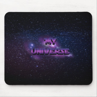 My Universe Mouse Pad