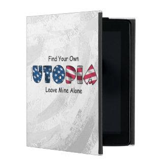 My Utopia iPad Folio Case