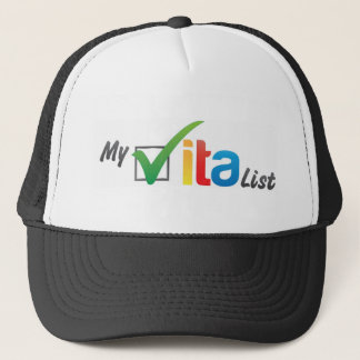 My Vita List Hat