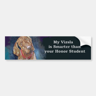 My Vizsla Bumper Sticker