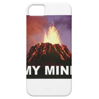 my volcano mind iPhone 5 covers