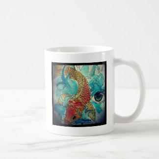 my watercolor mugs