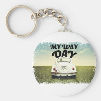 My Way Day - Appreciation Day Key Ring