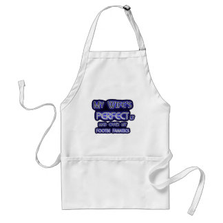 My Wife is Perfect Standard Apron
