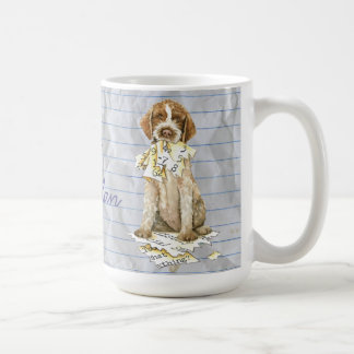 My Wirehaired Pointing Griffon Ate My Lesson Plan Coffee Mug