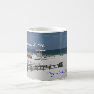My wish I was there cup, Pensacola Be... Coffee Mug