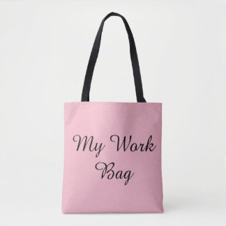 My Work Bag