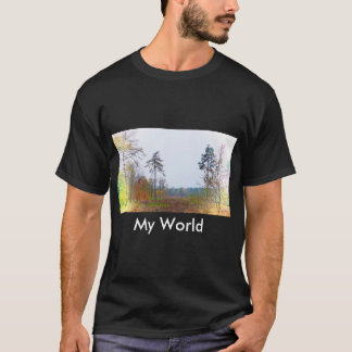 My World Our World t-shirt