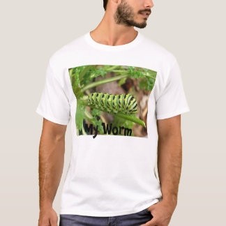 My Worm T-Shirt
