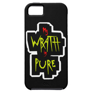 My WRATH is PURE iPhone 5 Cases