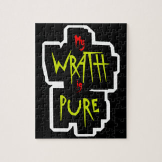 My WRATH is PURE Jigsaw Puzzle