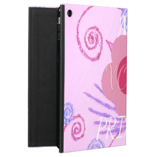 My XOXO Little Princess Colors Case For iPad Air