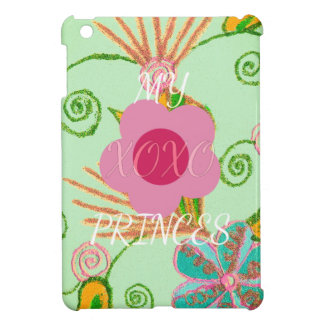 My XOXO Little Princess Design Case For The iPad Mini