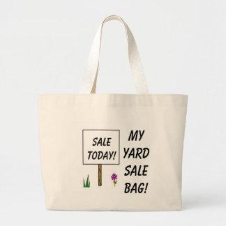 MY YARD SALE BAG