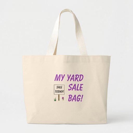 MY YARD SALE BAG!