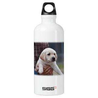 My Yellow Labrador Water Bottle