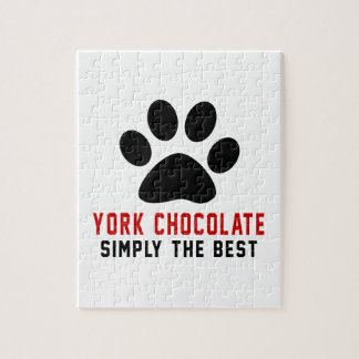 My York Chocolate Simply The Best Puzzle