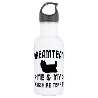 My Yorkshire Terrier Dog 532 Ml Water Bottle