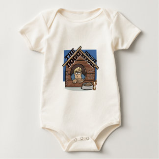 My YouTube channel THE Dogg house report store Baby Bodysuit