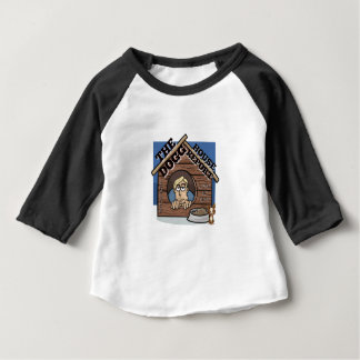 My YouTube channel THE Dogg house report store Baby T-Shirt