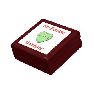 My Zombie Valentine Gift Box