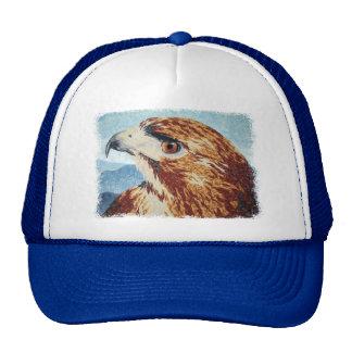 Mya - Red-tail Hawk Cap Hats