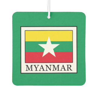 Myanmar Car Air Freshener