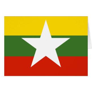 myanmar card