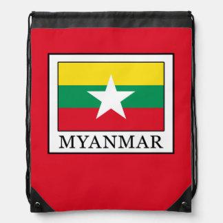 Myanmar Drawstring Bag
