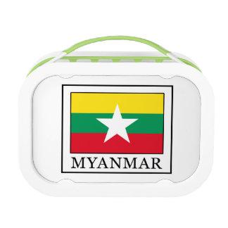 Myanmar Lunchboxes