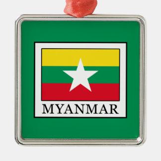 Myanmar Metal Ornament