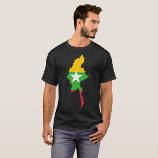 Myanmar Nation T-Shirt