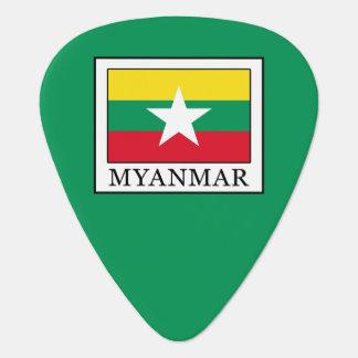 Myanmar Plectrum