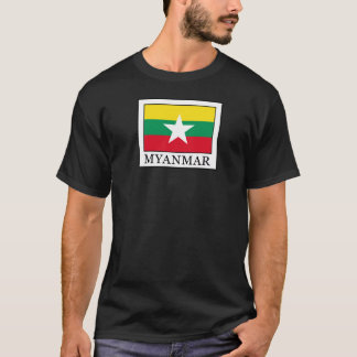 Myanmar T-Shirt