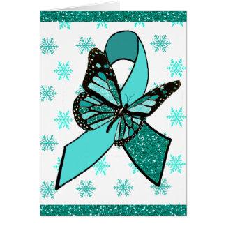 Myasthenia Gravis Greeting Card for Friend (Gloss)