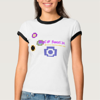 MyC# Crosses T-Shirt