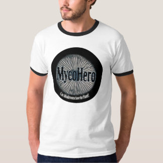 MycoHero - Mycology Mushrooms - Save the Planet T-Shirt