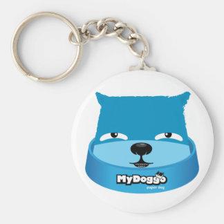MyDoggo keychain
