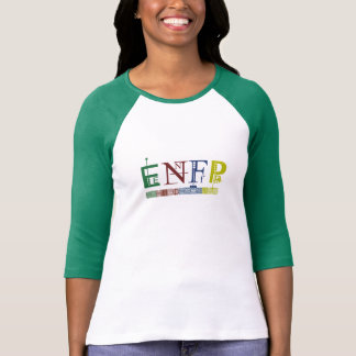 Myers-Briggs ENFP; The Champion T-Shirt