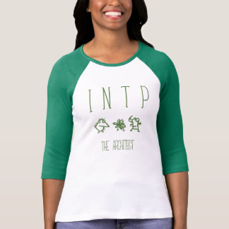 Myers-Briggs INTP The Architect T-Shirt