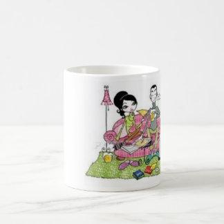 MyHouseholdJunk Classic White Coffee Mug