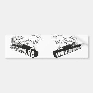 myKangoo.de stickers Links&Rechts