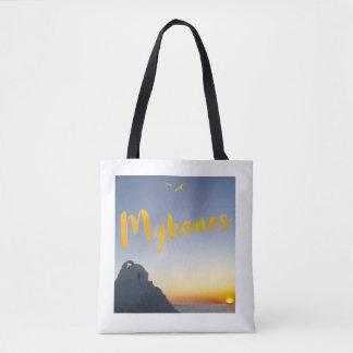 mykonos bird bag