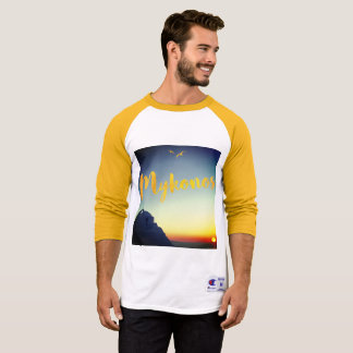 mykonos greece t shirt
