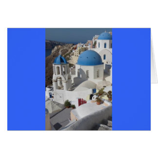 Mykonos Greece Travel Card