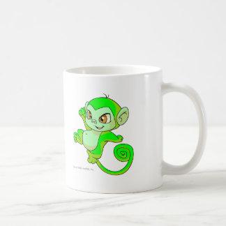 Mynci Glowing Basic White Mug