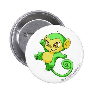 Mynci Green 6 Cm Round Badge