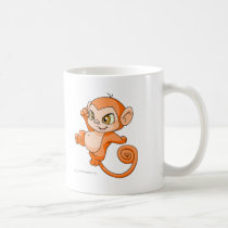 Mynci Orange mugs