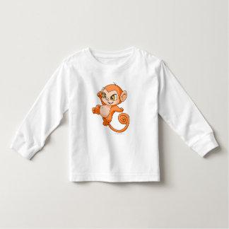 Mynci Orange Toddler T-Shirt